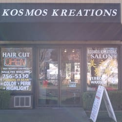 Kosmos kreations salon davis ca yelp for A kreations salon