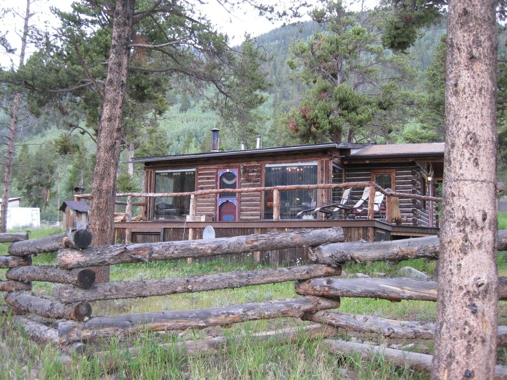 Buckeye S Cabin Leadville Co Yelp