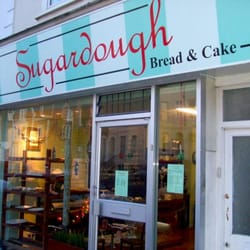 Sugardough, Brighton