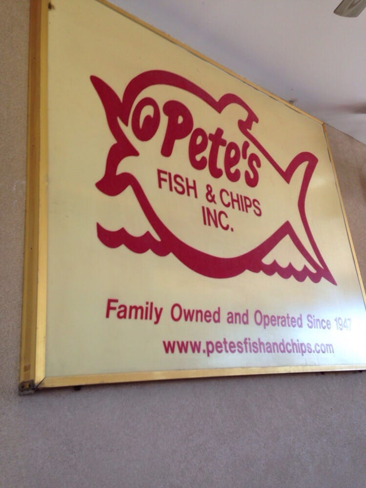 Petes fish chips 18 photos seafood restaurants for Petes fish and chips menu