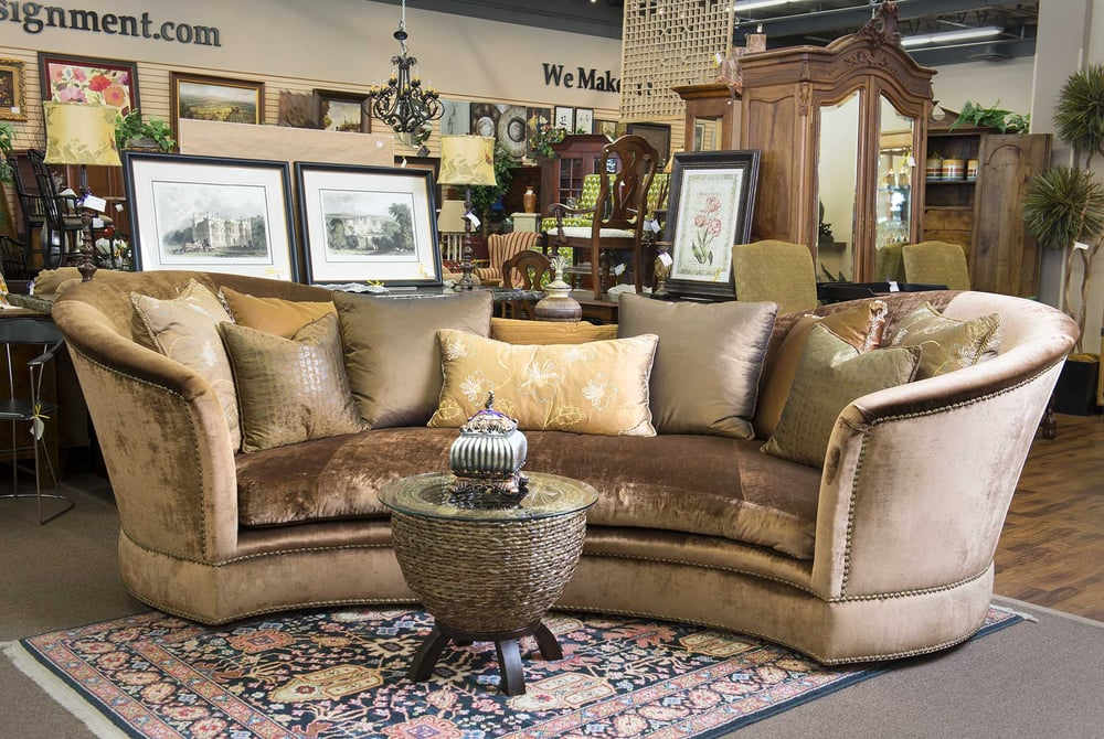 how to start a furniture consignment store
