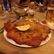 Schnitzel Holland ohne Zwiebeln :-)