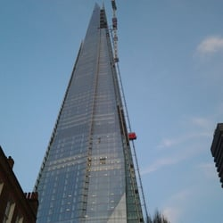 Great view of the Shard