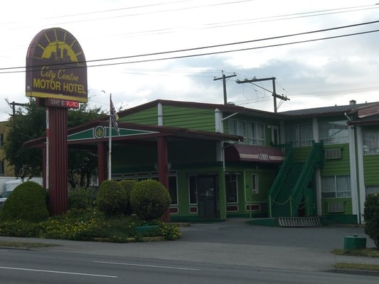 403 forbidden for City center motor hotel vancouver