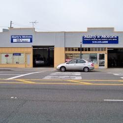 Marty S Motors Auto Repair El Cerrito Ca Yelp