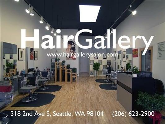 Hair gallery salon pioneer square seattle wa yelp for Salon seattle