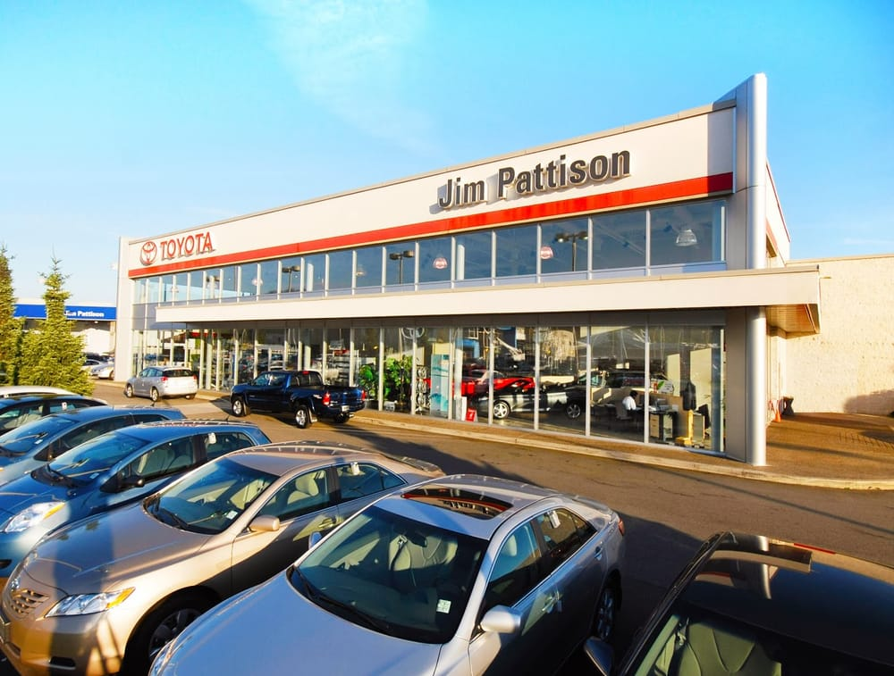 Jim Pattison Toyota Northshore Auto Repair North