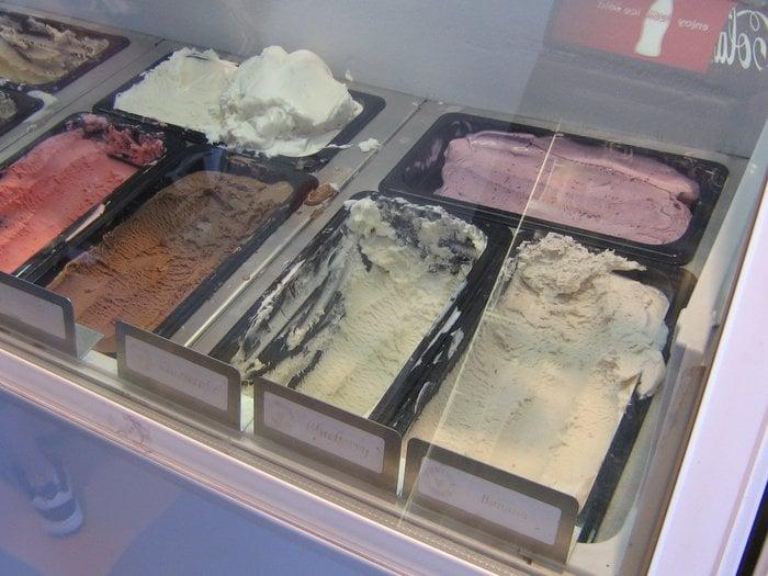 Granite Slabs Near Me : Marble Slab Creamery - Desserts - 605 Salem Rd - Conway, AR, United ...