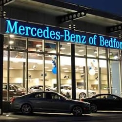 Mercedes benz of bedford bedford oh yelp for Mercedes benz bedford