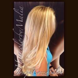 Joseph cozza salon 668 foto 39 s hair extensions for 77 maiden lane salon