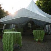 Festzelt (z.B. für Hochzeiten, Feste und…