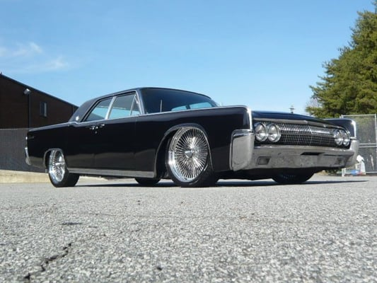 63 39 lincoln continental after our full detail and paint correction yelp. Black Bedroom Furniture Sets. Home Design Ideas