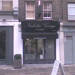 Nicholas George, London