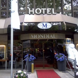 Hotel Mondial, Berlin, Germany
