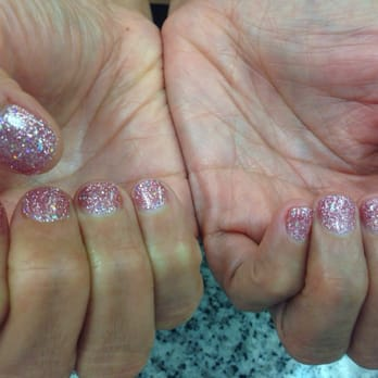 Salon - My beautiful nails from Jenny! - Palo Alto, CA, United States