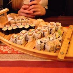 Das Sushi-Schiff