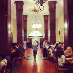 International House - Ihouse dining hall - Berkeley, CA, Vereinigte Staaten