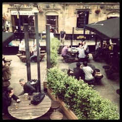 View of part of the patio area from…