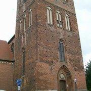 Stadtkirche St. Peter und Paul, Teterow, Mecklenburg-Vorpommern