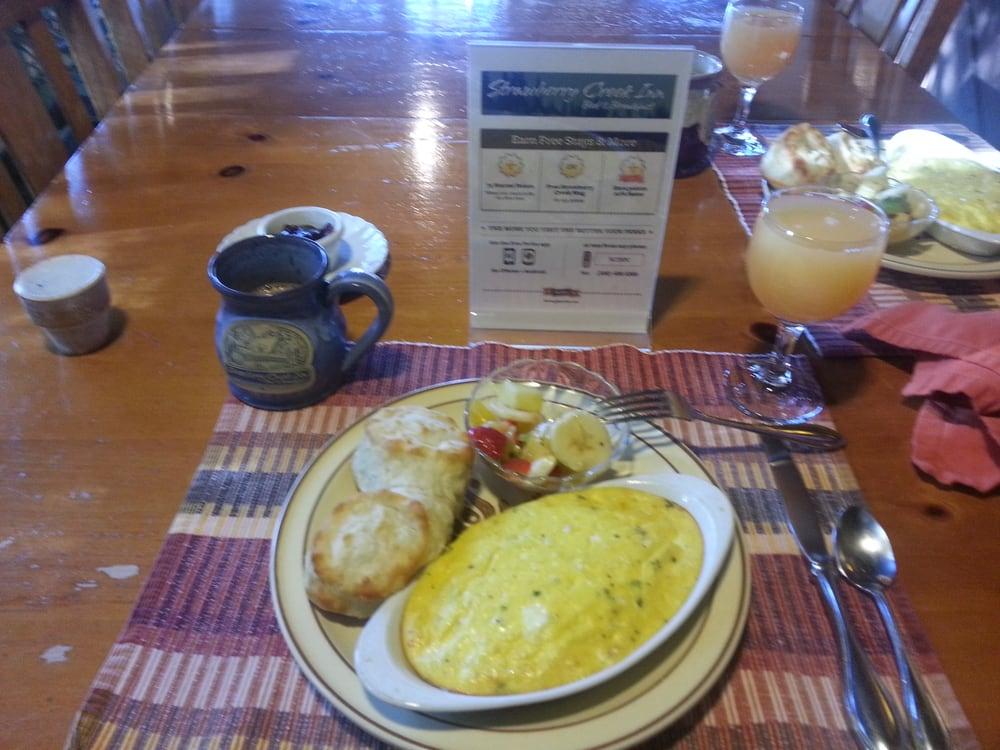 Strawberry Creek Inn Bed And Breakfast Idyllwild Ca