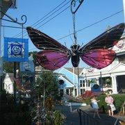 Glass Gazebo - Big bug - Provincetown, MA, Vereinigte Staaten