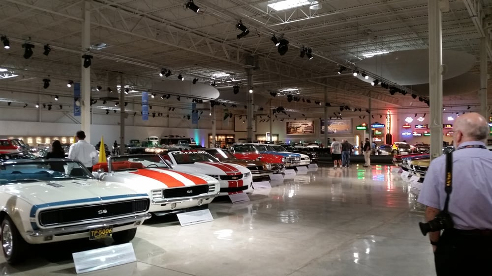 General motors heritage center museums sterling for General motors near me