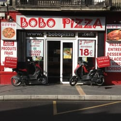 Bobo Pizza, Bordeaux, France