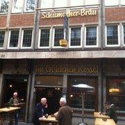 Im Goldenen Kessel, Düsseldorf, Nordrhein-Westfalen, Germany