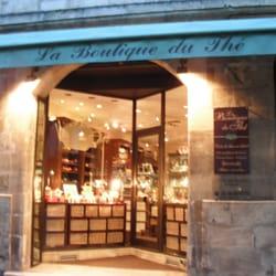 La Boutique du Thé, Bordeaux, France