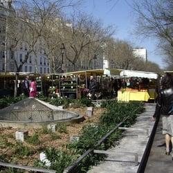 Marché Popincourt, Paris