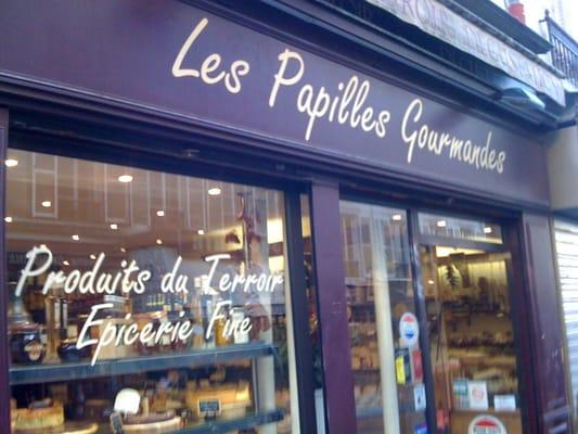 Les papilles gourmandes specialty food paris france - France 3 cuisine gourmande ...