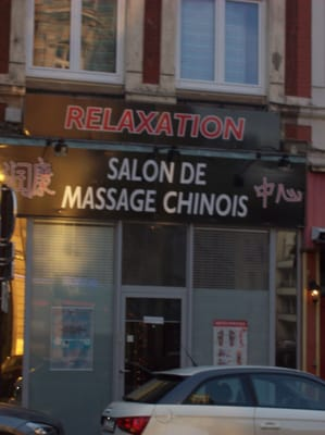 Salon De Massage Chinois Massage 6 Place Reignaux