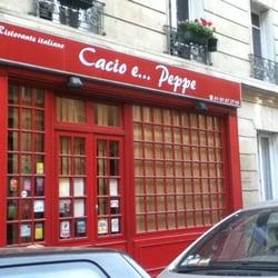 Cacio e Peppe in the 13th, Paris!