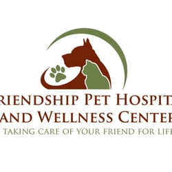 Friendship Pet Hospital & Wellness Center logo