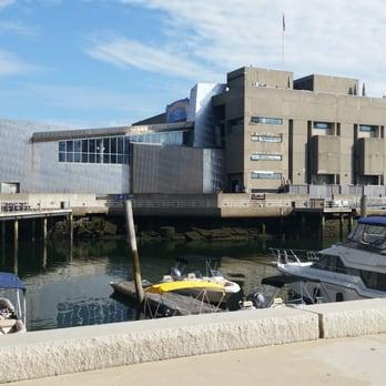 New England Aquarium Waterfront Boston Ma United