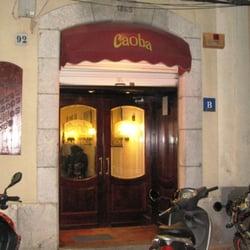 Caoba Cafeteria, Vilanova i la Geltrú
