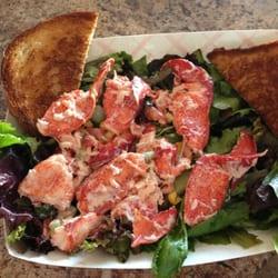 The 1029 Bar - Arugula lobster salad - Minneapolis, MN, Vereinigte Staaten