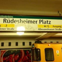 U3 Rüdesheimer Platz