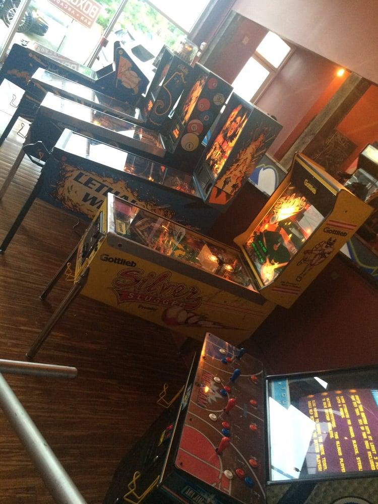 Boxcar Bar + Arcade - Home   Facebook