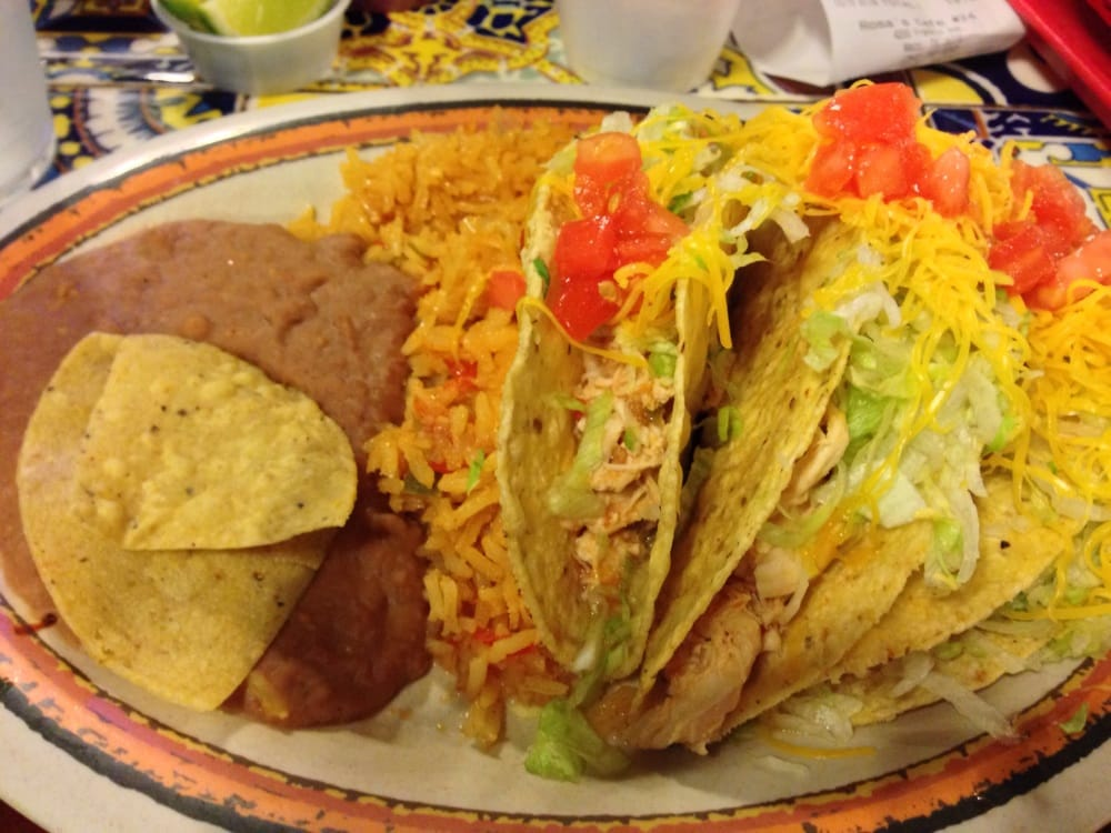 Rosa S Cafe Taco Tuesday Prices