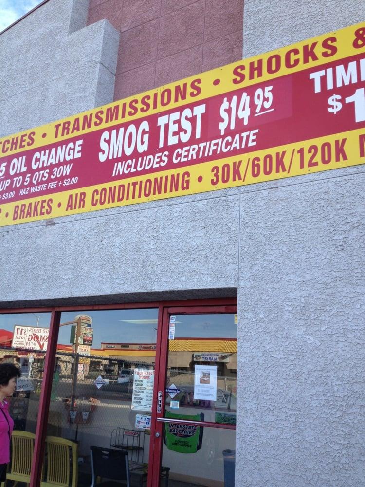 Smog Testing Las Vegas >> Purrfect Auto Service - Motor Mechanics & Repairers - Chinatown - Las Vegas, NV, United States ...