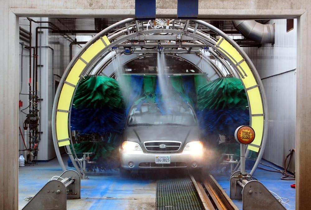 Stone Ridge Car Wash Chantilly Va