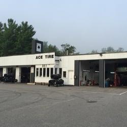 Ace tire auto center ridgefield ct united states for Ace motors woodbury nj