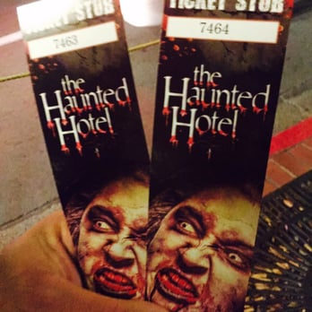 The haunted hotel 28 photos amusement parks gaslamp for Haunted hotel in san diego