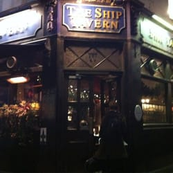 Ship Tavern, London