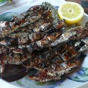 Sardines grille