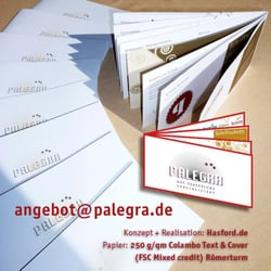 Palegra Projekttraum Berlin - Laserveredelung, Berlin, Germany