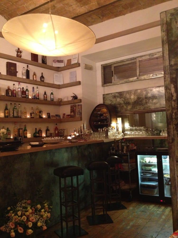 Trattoria moderna cucina italiana roma yelp - Cucina italiana moderna ...