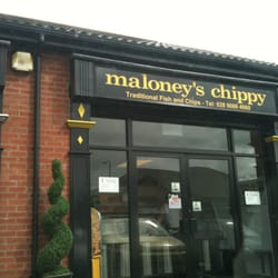 Maloneys Chippy, Newtownabbey, Belfast