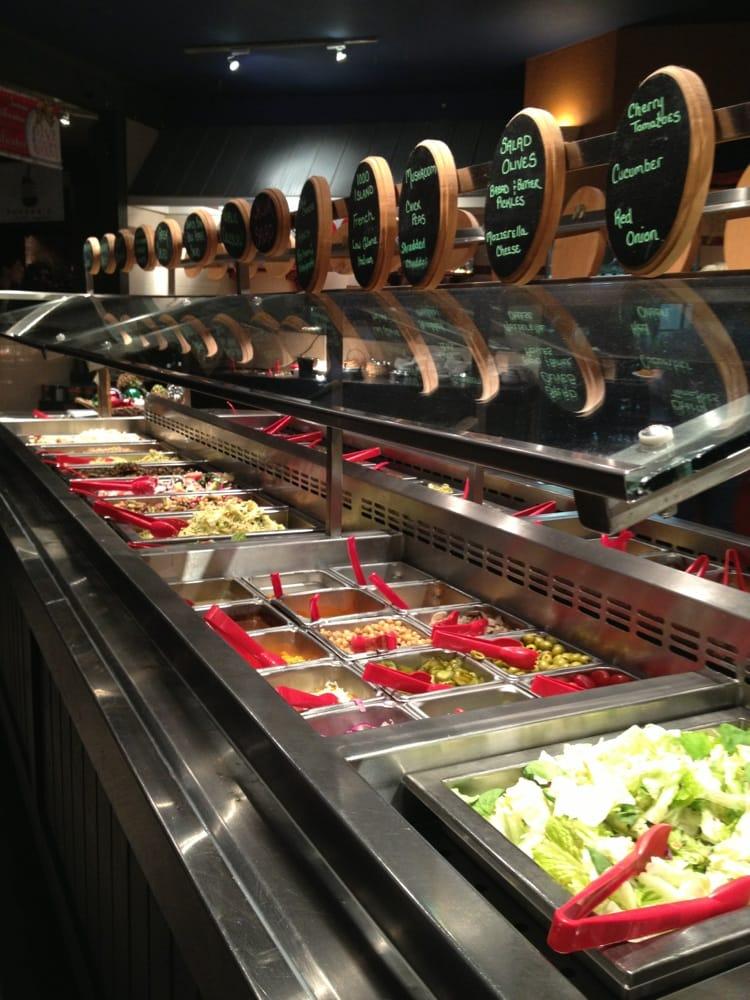 Tucker's Marketplace Restaurants - Toronto, ON, Canada